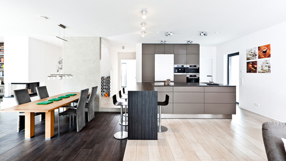 Kochen Essen Wohnen stilxarchitektur büro für stilvolle architektur architekt m